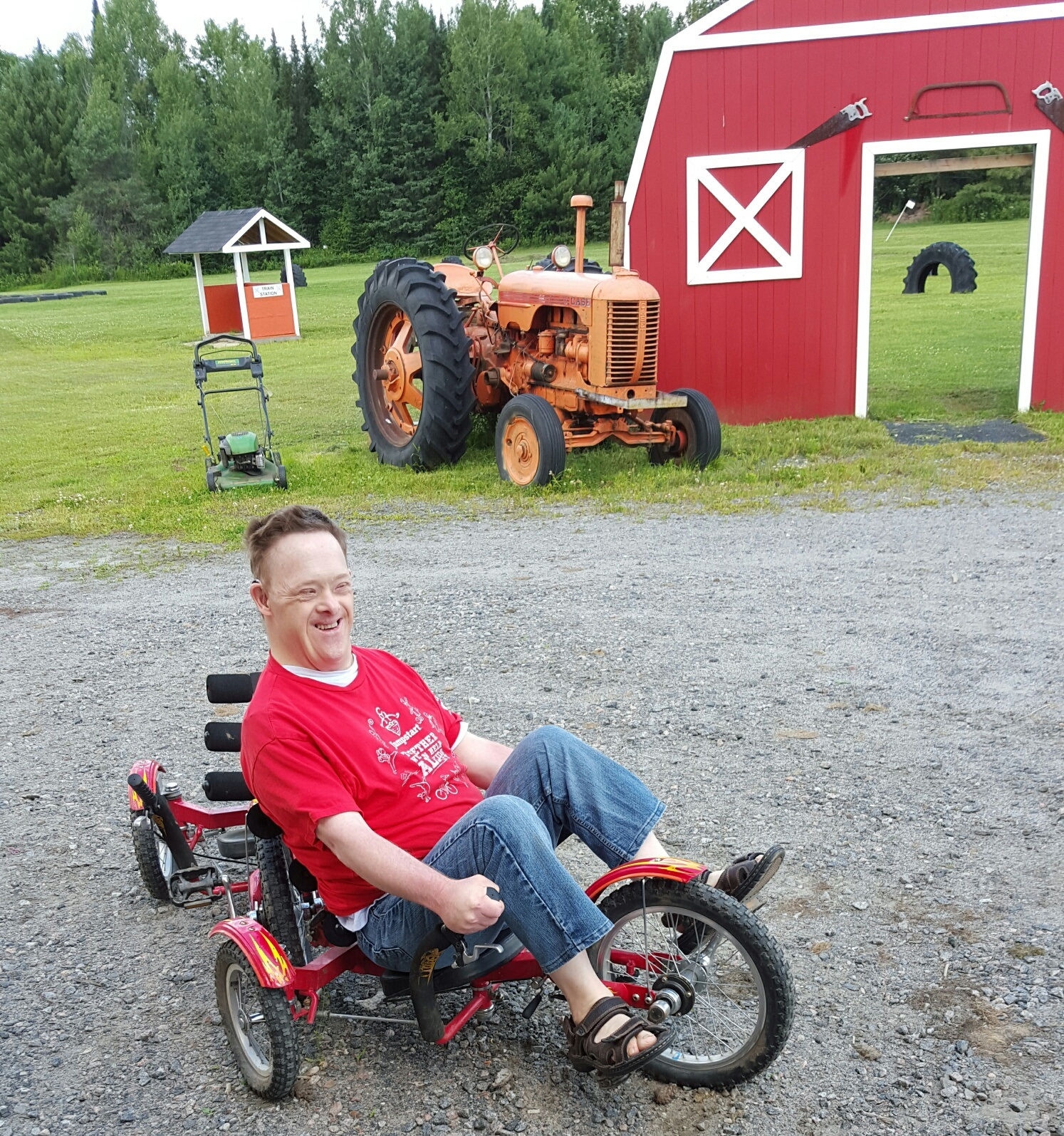 Mike and Trike1