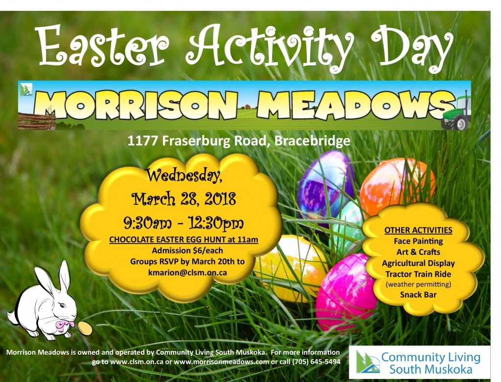 Easter Activity Day