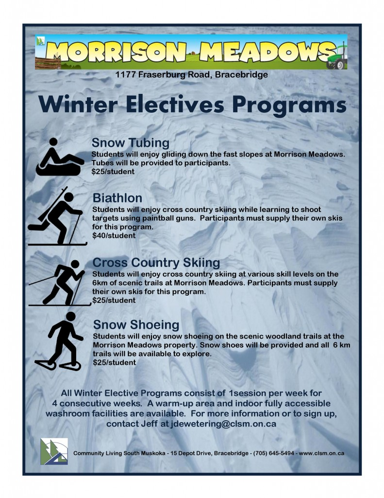 winter-electives
